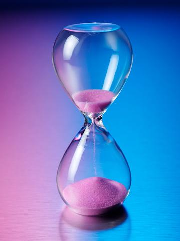 Number「Glass Sand Timer」:スマホ壁紙(12)
