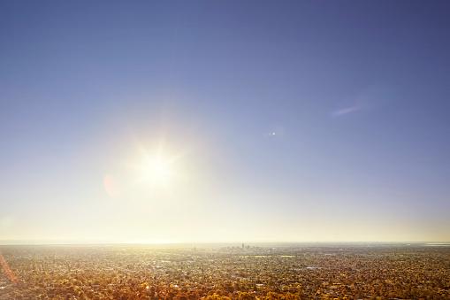 Heat - Temperature「Sunshine Above Adelaide City」:スマホ壁紙(6)