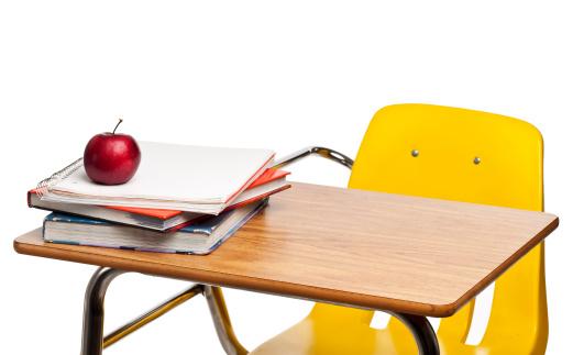 Heap「School Desk」:スマホ壁紙(3)
