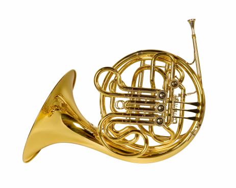 Musical instrument「French Horn」:スマホ壁紙(18)