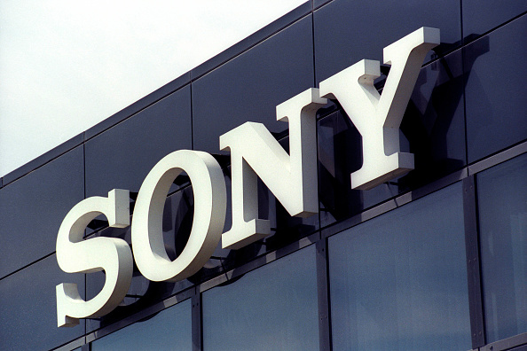 Sony「Exterior sign, Sony television plant, Pencoed, Bridgend, South Wales」:写真・画像(2)[壁紙.com]