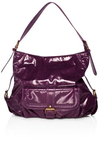 Clutch Bag「Large imitation animal skin leather bag」:スマホ壁紙(2)