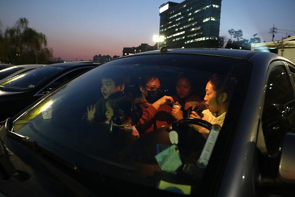 Movie Theater「South Korea Battles Against The Coronavirus Outbreak」:写真・画像(2)[壁紙.com]