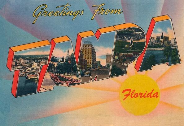 Tampa「Greetings From Tampa」:写真・画像(10)[壁紙.com]