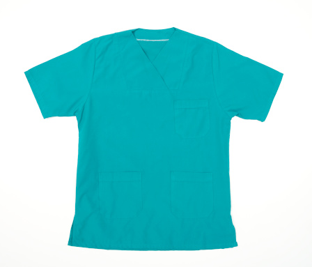 Uniform「Green lab coat」:スマホ壁紙(1)