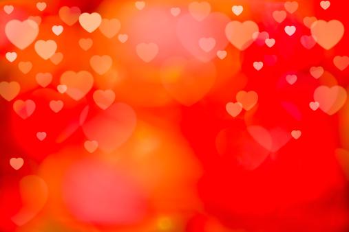 Heart「Valentine background」:スマホ壁紙(2)