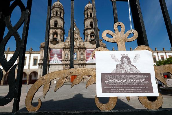 Zapopan「Coronavirus Outbreak In Mexico」:写真・画像(15)[壁紙.com]