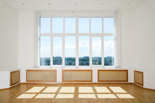Wide「Sunlit Modern Interior」:スマホ壁紙(19)
