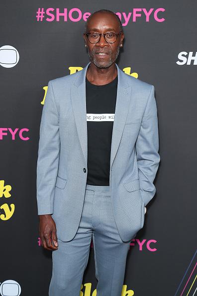 """ドン チードル「FYC Red Carpet Event For Showtimes' """"Black Monday""""」:写真・画像(4)[壁紙.com]"""