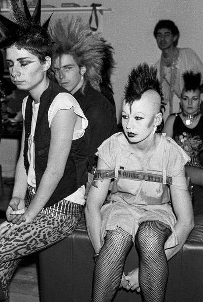 Dave Hogan「London Punks 1982」:写真・画像(19)[壁紙.com]