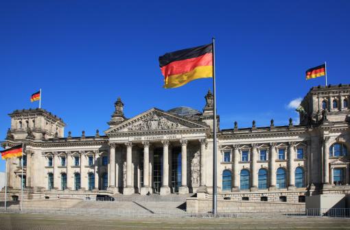 National Landmark「The Reichstag, German Parliament Building」:スマホ壁紙(1)