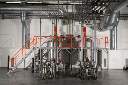 Chemical「Modern chemical plant. Havy industry」:スマホ壁紙(0)