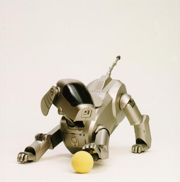 Sony「Sony Corporation Announces The Launch Of The Dog Shaped Autonomous Robot Called Aibo That Can Expr」:写真・画像(6)[壁紙.com]
