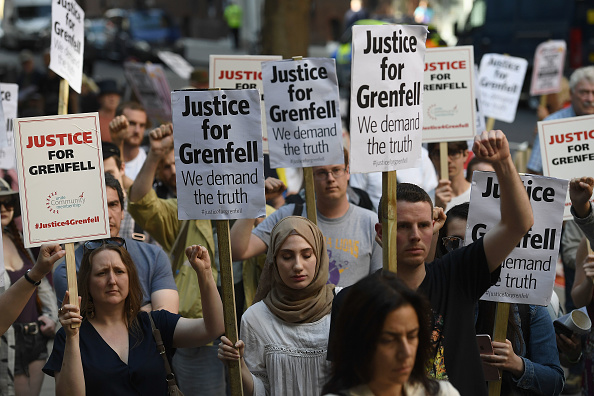 Carl Court「Mounting Despair And Anger As Residents Of Grenfell Tower Seek Answers」:写真・画像(13)[壁紙.com]