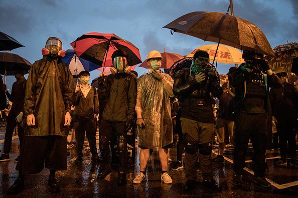 ベストオブ「Unrest In Hong Kong During Anti-Government Protests」:写真・画像(6)[壁紙.com]