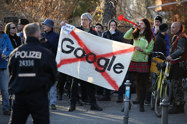 New Business「Locals Protest Planned Google Campus」:写真・画像(5)[壁紙.com]