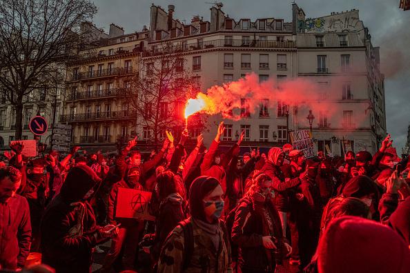 Veronique de Viguerie「'Security Law' Protests Continue Despite Pledged Changes」:写真・画像(0)[壁紙.com]