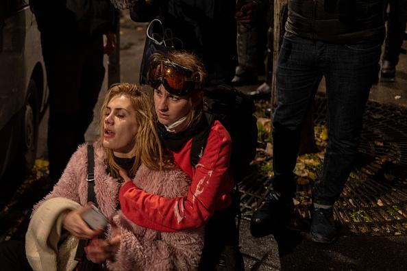 Veronique de Viguerie「Protests Continue Over Proposed Security Law」:写真・画像(1)[壁紙.com]