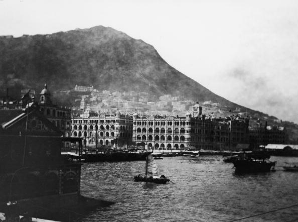 Mountain Peak「Hong Kong Harbour」:写真・画像(7)[壁紙.com]