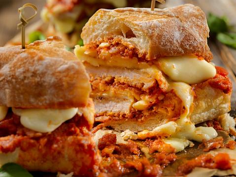 Crunchy「Italian Pork Cutlet Sandwich」:スマホ壁紙(17)