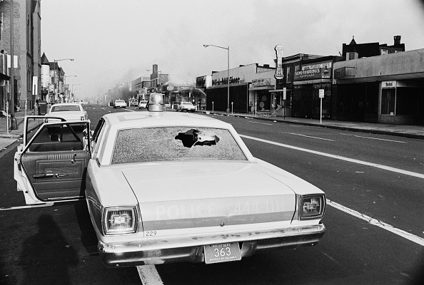 Following - Moving Activity「1968 Washington Riots」:写真・画像(1)[壁紙.com]