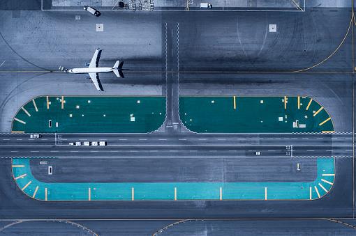 Airport Runway「Los Angeles International Airport(LAX)」:スマホ壁紙(13)