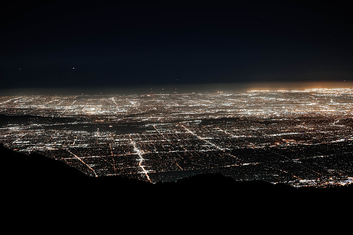 City Of Los Angeles「Los Angeles from Above」:スマホ壁紙(17)