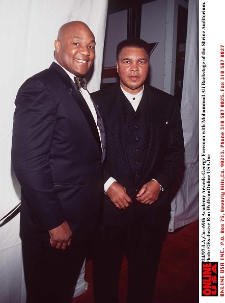 George Foreman「72nd Academy Awards」:写真・画像(6)[壁紙.com]