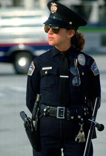 Traffic「Los Angeles Policewoman」:写真・画像(0)[壁紙.com]