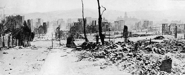 1900-1909「'Frisco Ruins」:写真・画像(4)[壁紙.com]