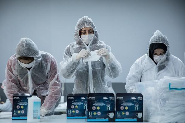 Turkey - Middle East「Turkey Expands Lockdown Measures As Coronavirus Cases Grow」:写真・画像(9)[壁紙.com]