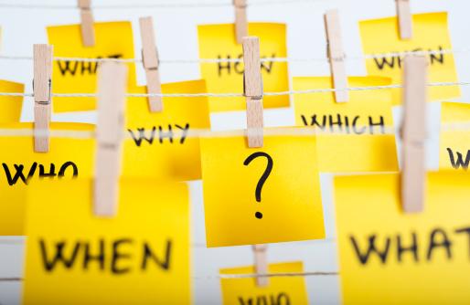 Uncertainty「questions」:スマホ壁紙(4)