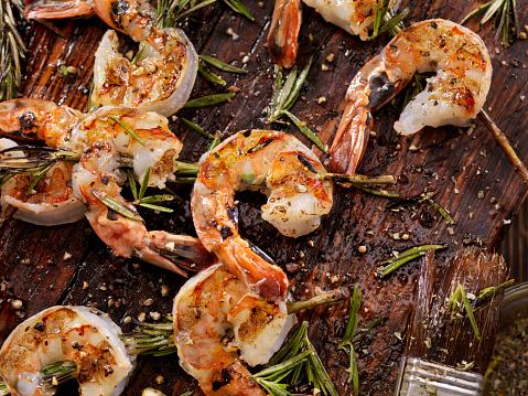 Seafood「Rosemary Shrimp Skewers」:スマホ壁紙(17)