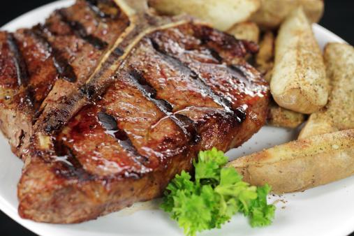Porterhouse Steak「Porterhouse steak」:スマホ壁紙(14)