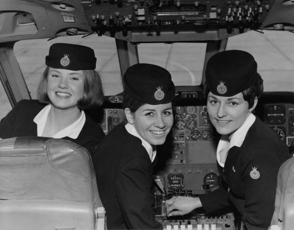 1960-1969「Cabin Crew In Cockpit」:写真・画像(11)[壁紙.com]
