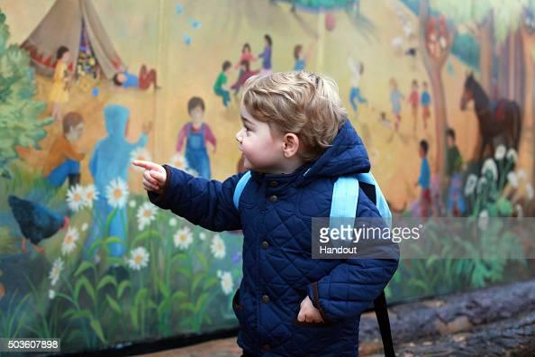 King's Lynn「Prince George attends nursery school」:写真・画像(1)[壁紙.com]