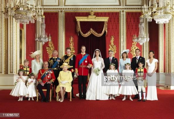 Sarah Burton for Alexander McQueen「Royal Wedding - Official Portraits」:写真・画像(1)[壁紙.com]