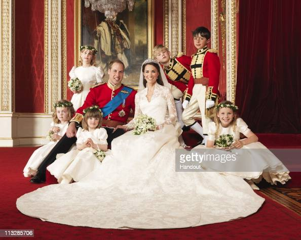 Royal Wedding of Prince William and Catherine Middleton「Royal Wedding - Official Portraits」:写真・画像(5)[壁紙.com]