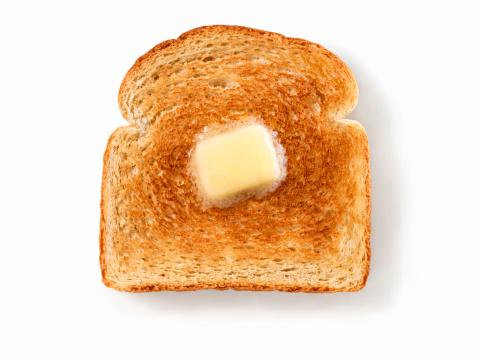 Bread「Melting Butter on White Toast」:スマホ壁紙(18)