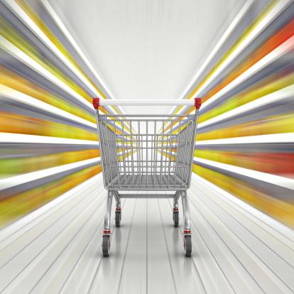 Basket「fast shopping」:スマホ壁紙(6)