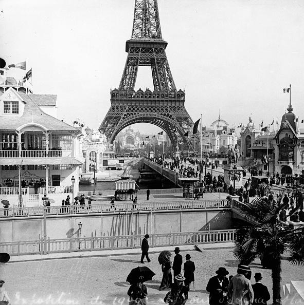 1900-1909「Eiffel Exhibition」:写真・画像(7)[壁紙.com]