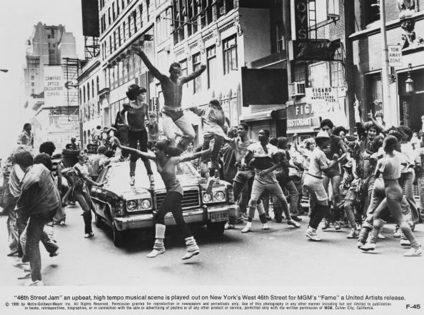 Fame「46th Street Jam」:写真・画像(0)[壁紙.com]