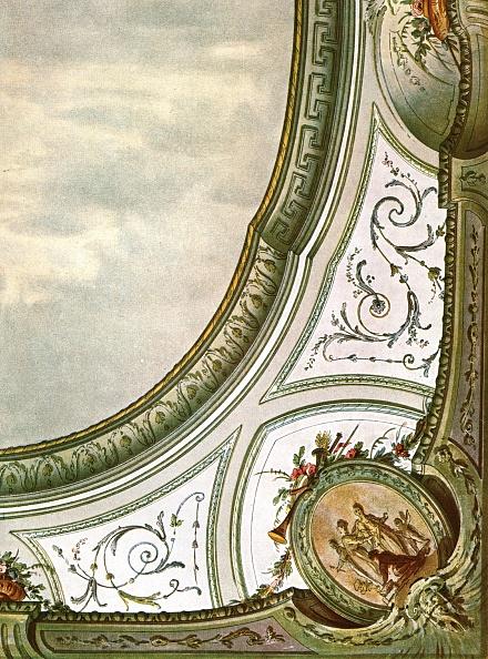 Pattern「Design For Ceiling Decoration」:写真・画像(4)[壁紙.com]