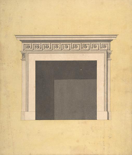 Model House「Design For A Chimneypiece」:写真・画像(10)[壁紙.com]
