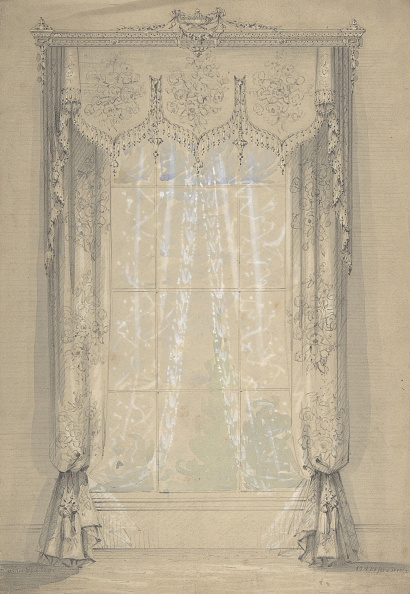 Model House「Design For Curtains」:写真・画像(18)[壁紙.com]