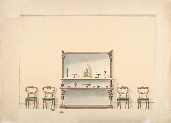 Furniture「Design For A Mirrored」:写真・画像(2)[壁紙.com]