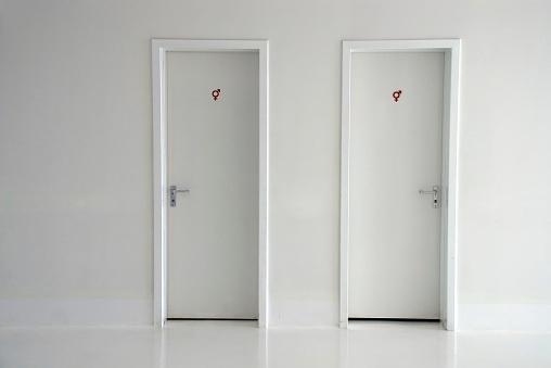 Public Restroom「Restroom Doors」:スマホ壁紙(19)