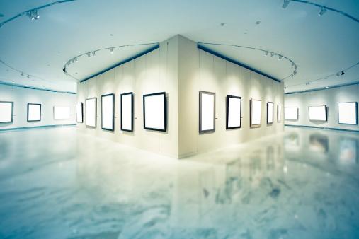 Entertainment Event「Exhibition frames」:スマホ壁紙(19)