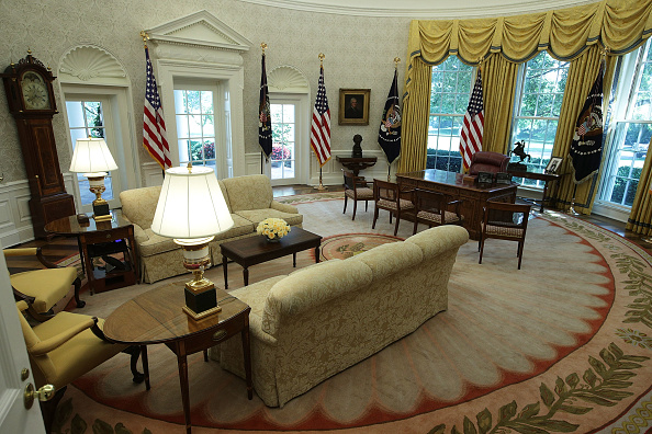 Renovation「White House Offers Glimpse Of Recently Finished Renovations」:写真・画像(1)[壁紙.com]