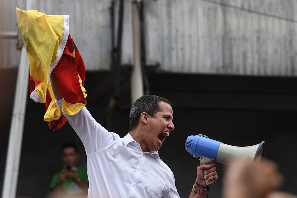 Crisis「Juan Guaidó Rally in Maracay」:写真・画像(12)[壁紙.com]